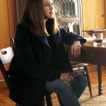 Megan Boone The Blacklist Wool Jacket