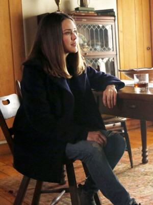 Elizabeth Keen The Blacklist Blue Jacket