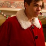 My Santa Shearling Red Coat