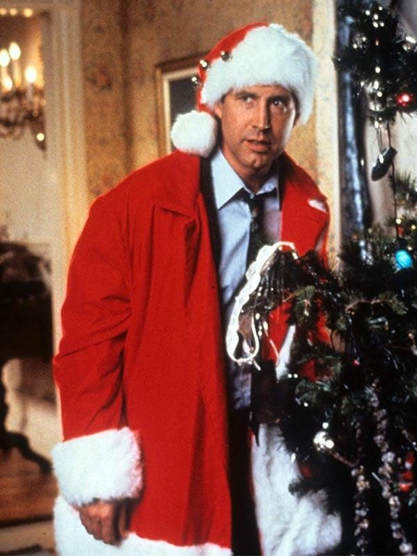 National Lampoon's Christmas Clark Red Coat
