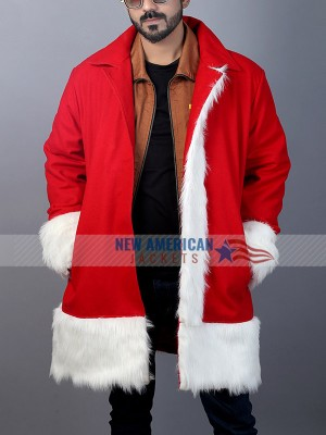 Chevy Chase National Lampoon's Christmas Costume Coat