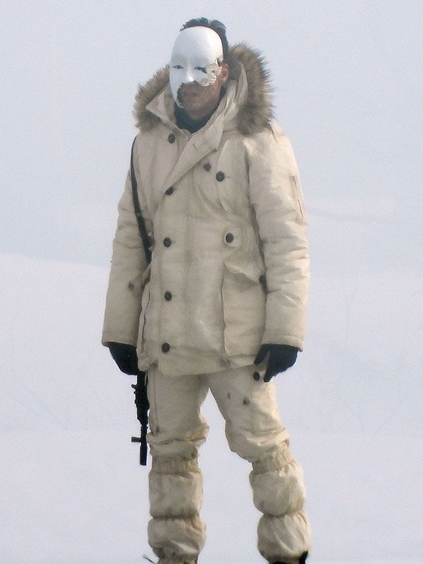 No Time to Die 2020 Safin Parka Coat