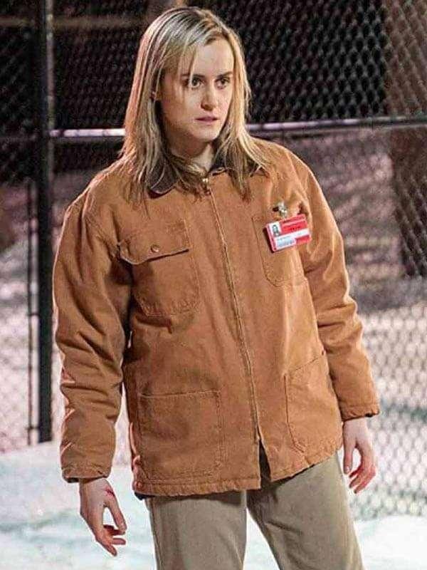Piper Chapman Orange Is New Black TV Series Cotton Jacket