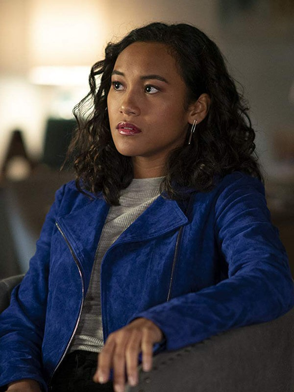 Pretty Little Liars The Perfectionists Sydney Park Jacket
