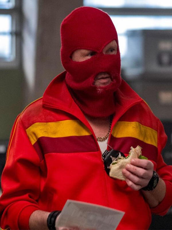 Red Scare Watchmen Varsity Jacket