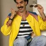 Sacha Baron Cohen Yellow Jacket