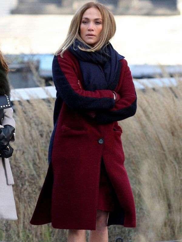 Second Act NYC Jennifer Lopez Coat