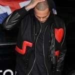 Singer Chris Brown Bomber Jacket