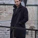 TV Drama Berlin Station Daniel Miller Coat