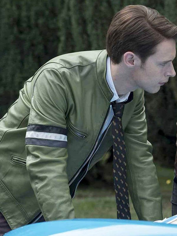 TV Series Dirk Gently's Holistic Detective Agency Jacket