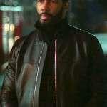 TV Series Power Omari Hardwick Black Leather Jacket