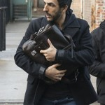 The Blacklist Amir Arison Black Jacket