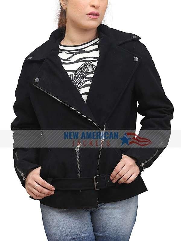 The Blacklist Biker Jacket