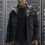 The Blacklist Dembe Zuma Hooded Jacket