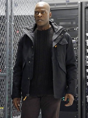 Hisham Tawfiq The Blacklist Hooded Jacket