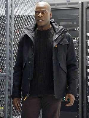 Hisham Tawfiq The Blacklist Hooded Jacket