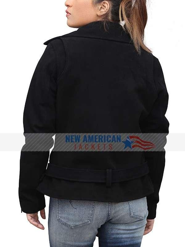 The Blacklist Elizabeth Keen Biker Jacket