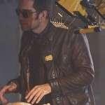 The Blacklist Enrique Murciano Leather Jacket