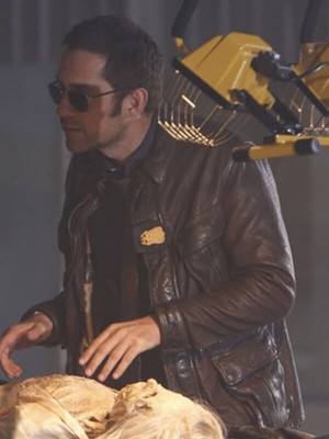 The Blacklist Series Enrique Murciano Jacket