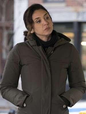 Samar Navabi The Blacklist Jacket