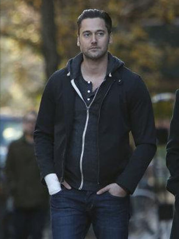 The Blacklist Ryan Eggold Jacket
