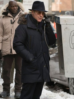 The Blacklist Raymond Coat
