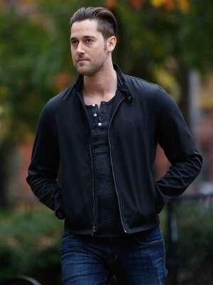 The Blacklist Ryan Eggold Jacket