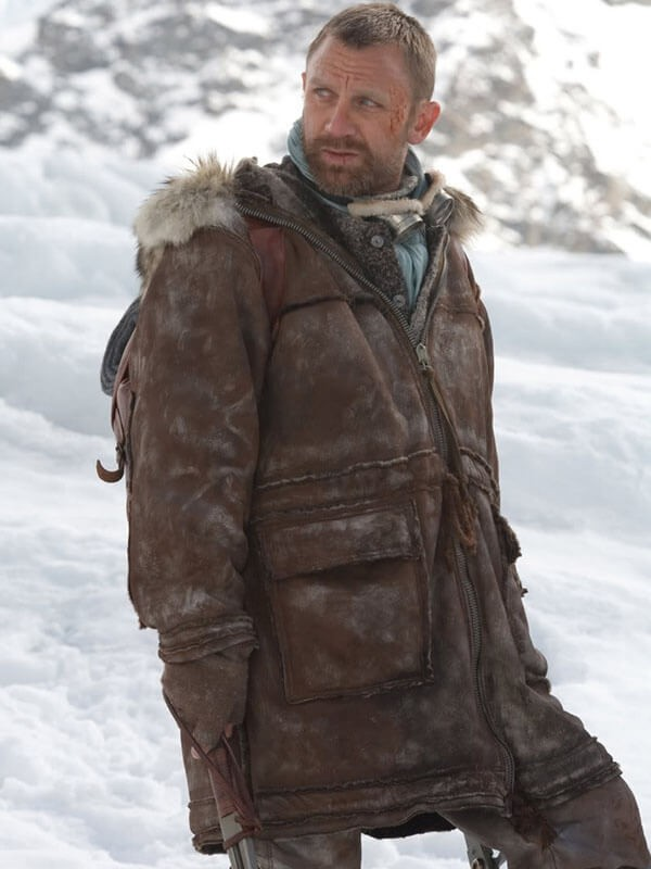 The Golden Compass Lord Asriel Leather Jacket