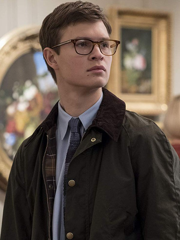 The Goldfinch Adult Theo Decker Green Jacket