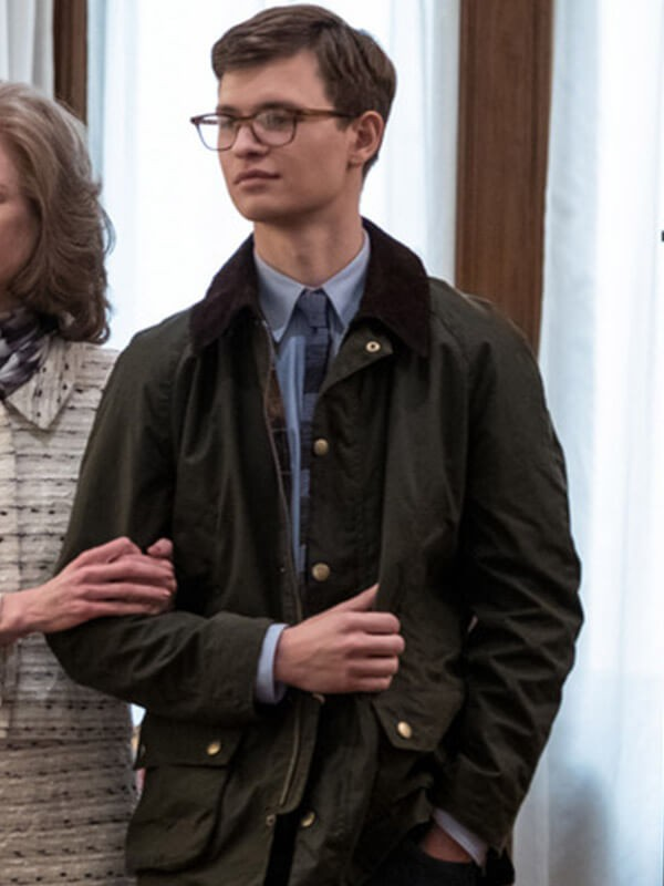 The Goldfinch Ansel Elgort Jacket