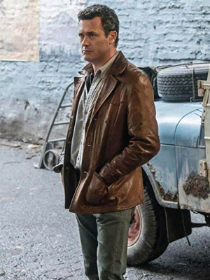 Wyatt Price The Man in the High Castle Jacket