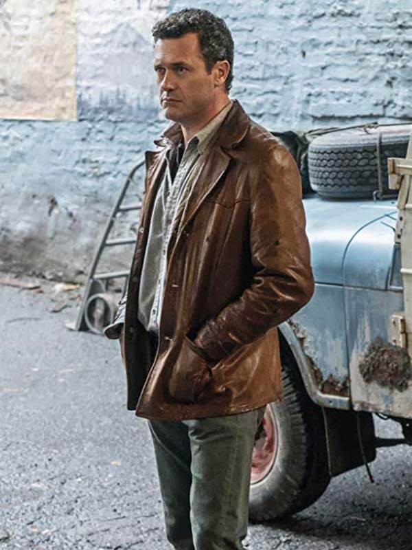 The Man in the High Castle Wyatt Price Jacket