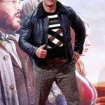 The Rock Jumanji The Next Level Leather Jacket