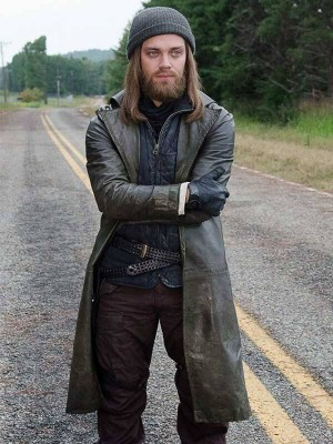 Paul Jesus Rovia The Walking Dead Coat