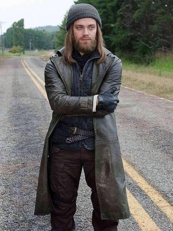 The Walking Dead Tom Payne Coat