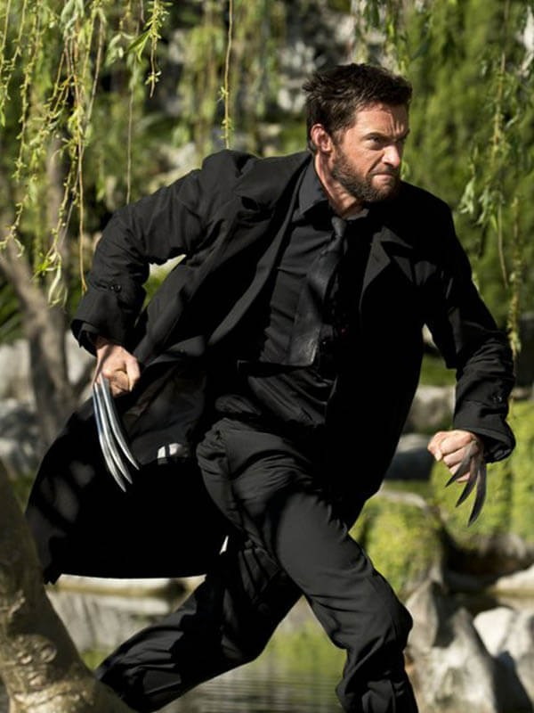 The Wolverine Hugh Jackman Coat