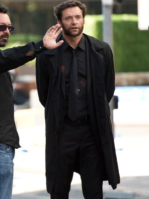The Wolverine Hugh Jackman Coat