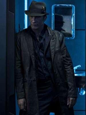 Thomas Jane The Expanse Leather Jacket