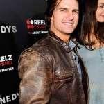Tom Cruise Kennedys Series Premiere Brown Jacket