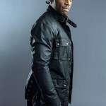 Tv Series Hostages Archer Petit Leather Jacket