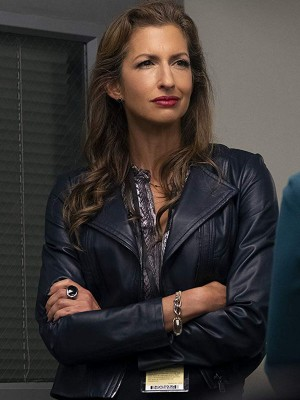 Alysia Reiner Orange Is New Black Jacket