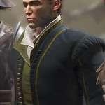 Vasco Greedfall Game Blue Cotton Jacket