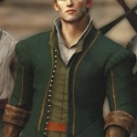 Vasco Jacket in Video Game Greedfall