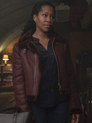 Regina King Watchmen Jacket
