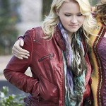A Daughter's Nightmare Emily Osment Jacket