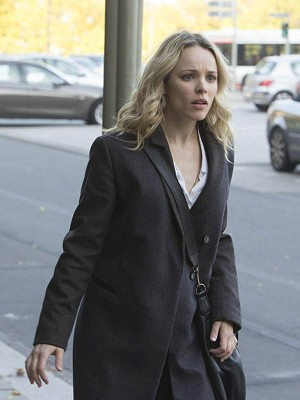 A Most Wanted Man Rachel McAdams Coat
