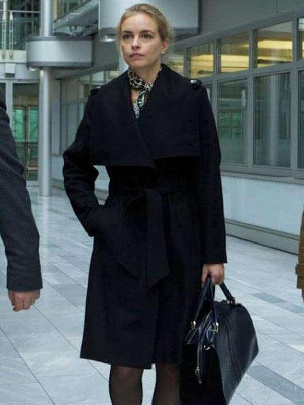 A Most Wanted Man Irna Frey Coat