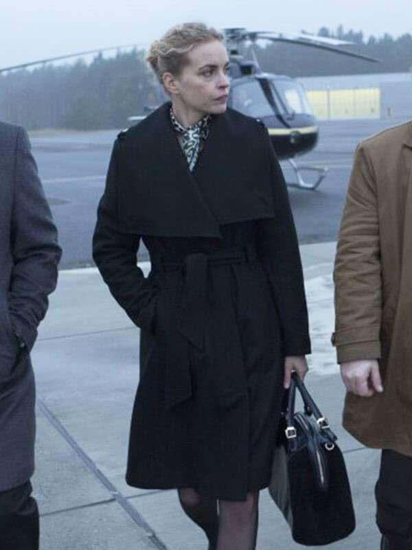A Most Wanted Man Nina Hoss Coat