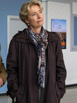 Emma Thompson A Walk in the Woods Jacket