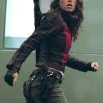 Abigail Whistler Blade Trinity Jessica Biel Jacket